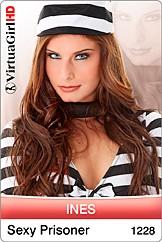 Ines / Sexy Prisoner